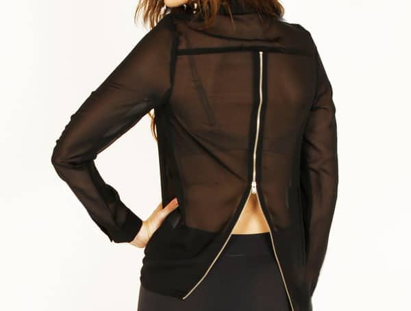 Zippers with a Twist: Stand Out with These Fun Zipper Fashions