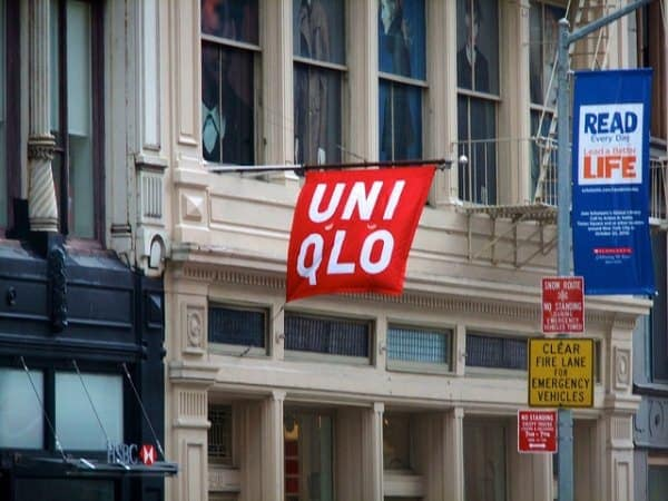 Uniqlo New York