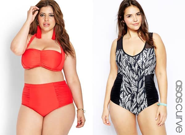 Five Great Tummy Control Swimsuits