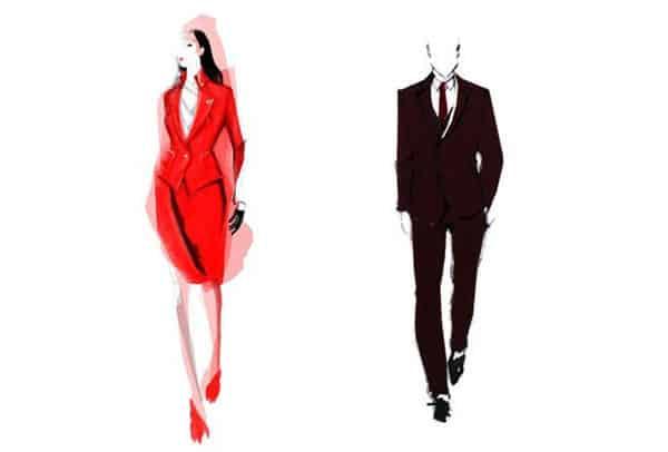 Vivienne Westwood For Virgin Atlantic