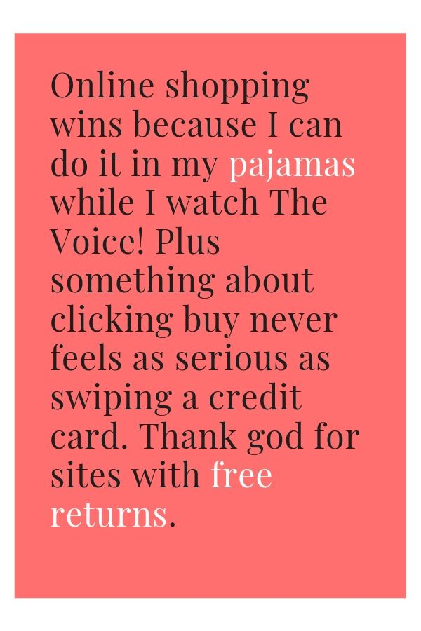 Quote about online shopping