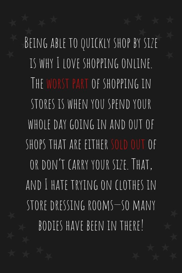 Online shopping quote
