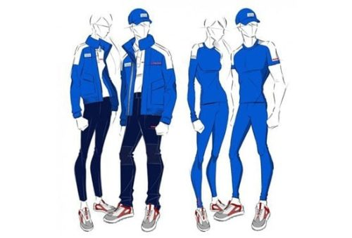 Prada for Italy's 2012 Olympic Sailing Team