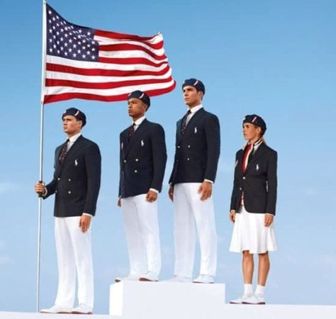 Ralph Lauren's Opening Ceremony Outfits for Olympic Team USA