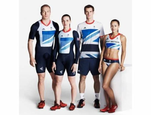 Stella McCartney for the British Olympic Team