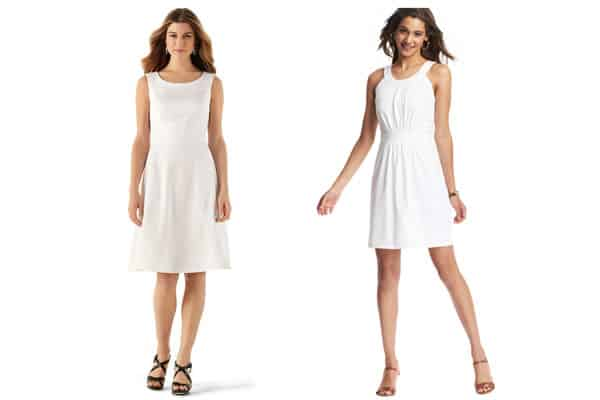 'Tis The Season of the Little White Dress!