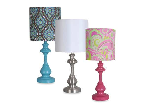 Lighten Up: Summery Table Lamps that Brighten up Any Living Space