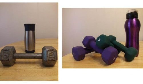 Weights Before and After