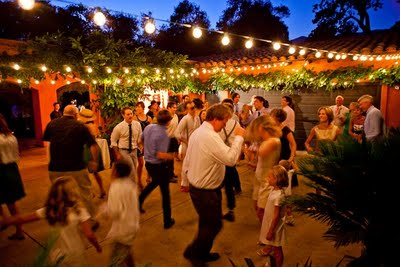 Party on with Festive Outdoor Lighting! | The Budget ...