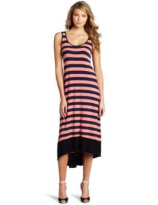 In-Front-Women-Jersey-Striped-Maxi-Dress-Beach-Coral-Multi1