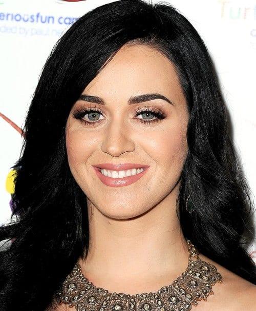Katy Perry closeup