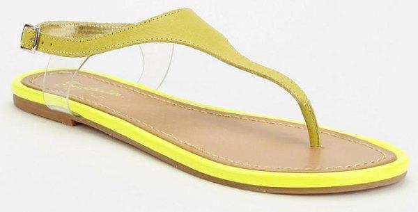 uo sandals