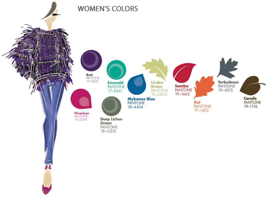 Fall 2013 Color Trends: Plan Your Wardrobe Now!