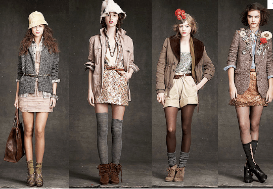 10 Fall Fashion DOs and DON'Ts