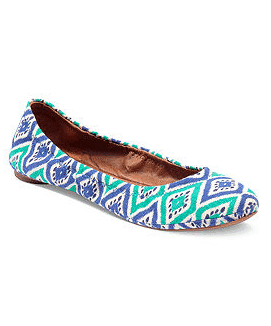 Lucky Brand Shoes, Emmie Flats, $41.30 available at macys.com
