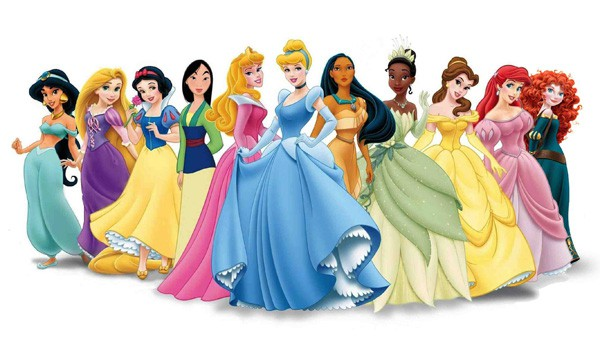 Fashion Lessons from Disney Princesses
