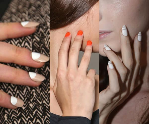 New York Fashion Week Nails: And the Trends Are…