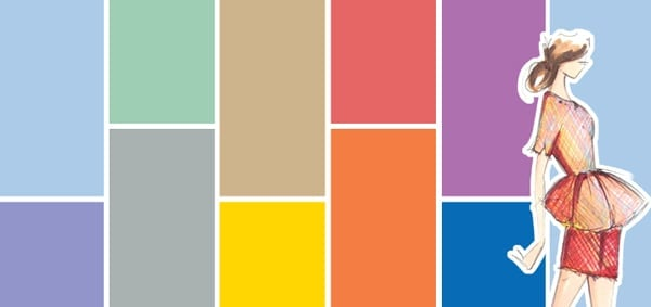 Pantone's Spring 2014 Color Goes To….