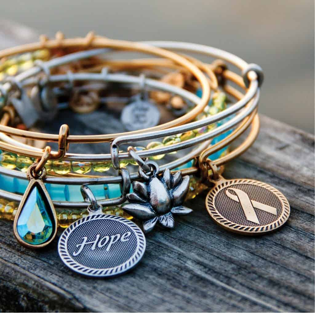 """Charity By Design"" Bangles"