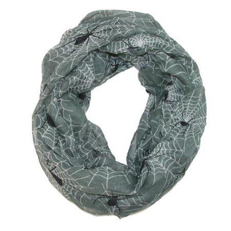 halloween themed infinity scarf