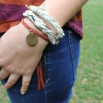Fashion for a Cause: Sage Bracelet
