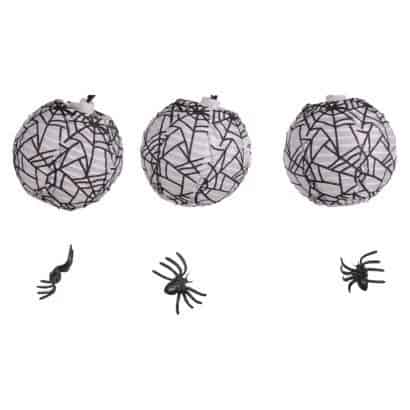 Halloween themed lanterns
