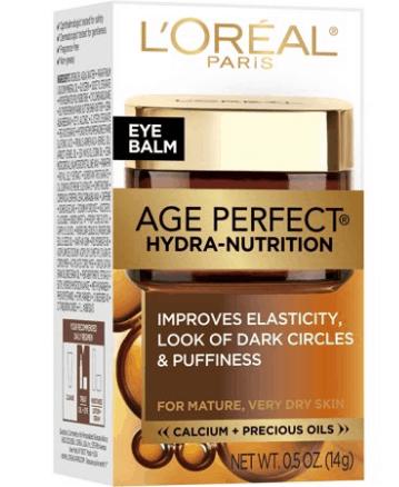 Loreal eye cream