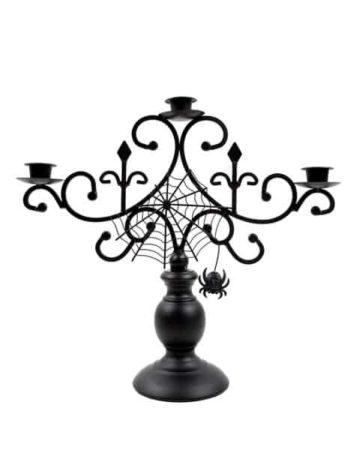 spider candelabra