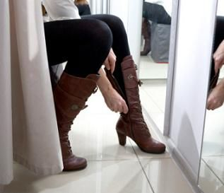 How to Find Wide Calf Boots
