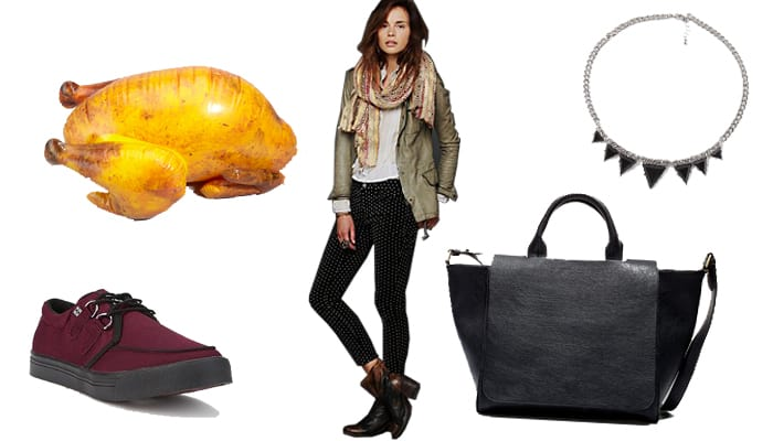 What to Wear on Thanksgiving: Totally Comfortable and Super Festive