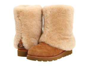 Is that mold flowing over your UGG boots?