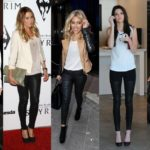 How to Wear Leather Pants without Looking Like a Groupie