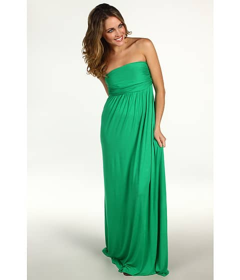 Forest Green Trend: Gabriella Rocha Hally Dress Green