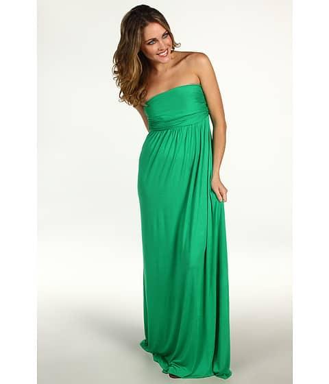 Forest Green Trend: Gabriella Rocha Hally Dress Green