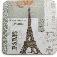 Paris themed coasters