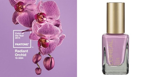 Radiant Orchid Nails: Polishes to Rock Pantone's Color of the Year
