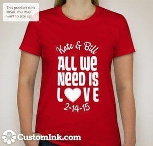 Customink shirt