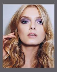 lilac color for March makeup tips