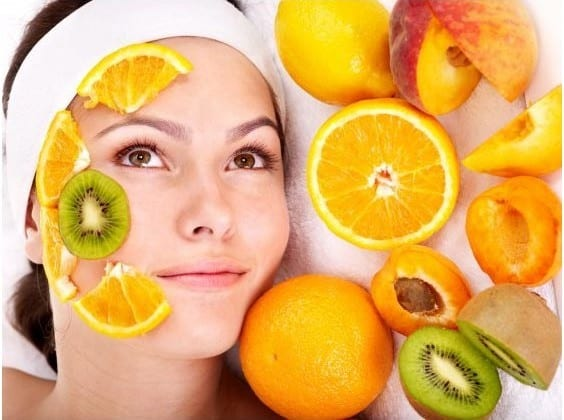 The Best Fruits and Vegetables for Your Face