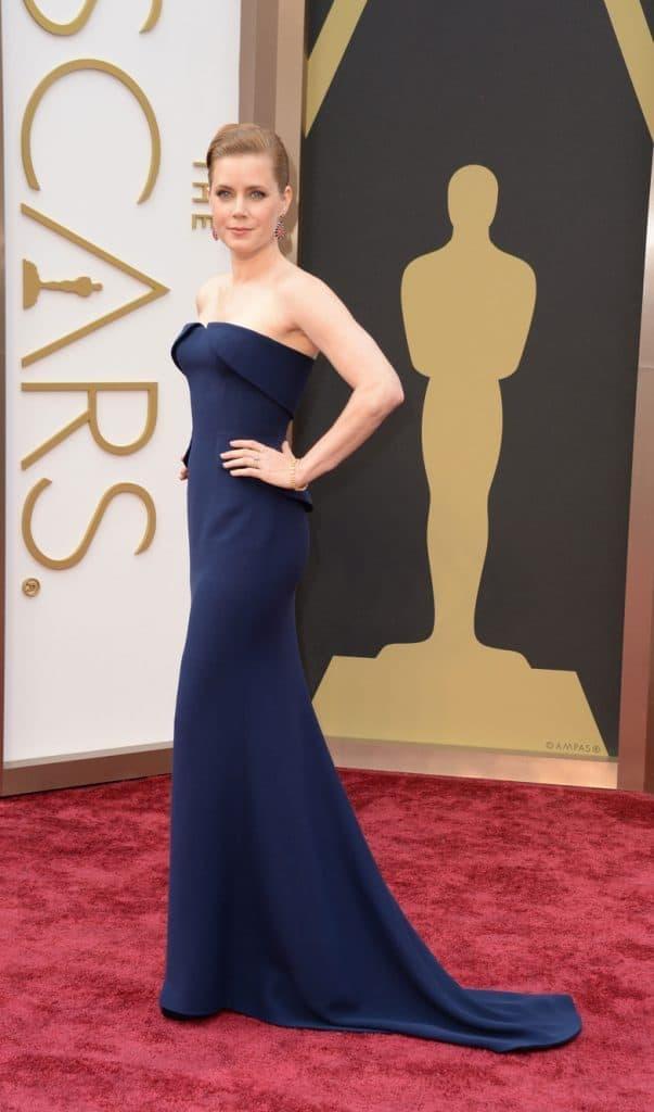 Amy Adams at the 2014 Oscars