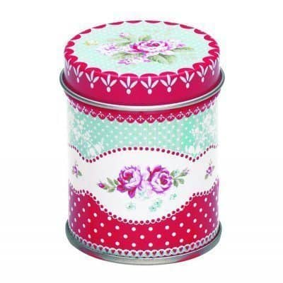 decorative tin
