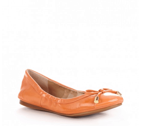Jessa ballet flat available at solesociety.com, $59.95