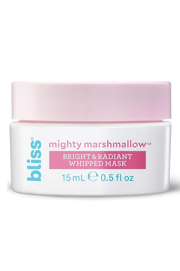 BLISS marshmallow whipped mask