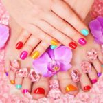 Summer 2014 Nails: Pedicure Trends and Colors