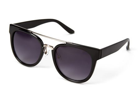 F7915 Sleek Square Sunglasses