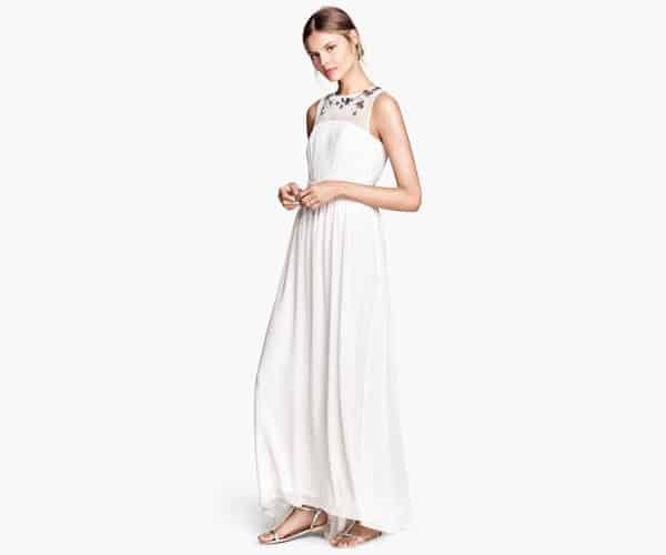 8 Long Bridesmaid Dresses