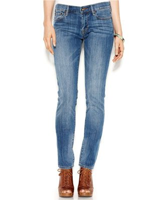 Lucky Brand Jeans Sweet 'N Straight Straight-Leg Jeans, Ol Sunflower Wash