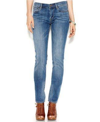 Lucky Brand Jeans Sweet 'N Straight Straight-Leg Jeans, Ol Sunflower Wash