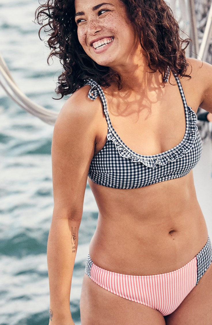 Two piece swimsuit from Aerie