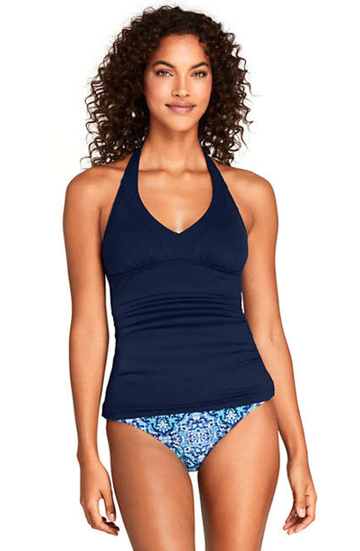 Tankini swimsuit from Land's End
